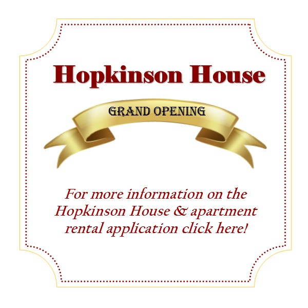 Hopkinson House Website