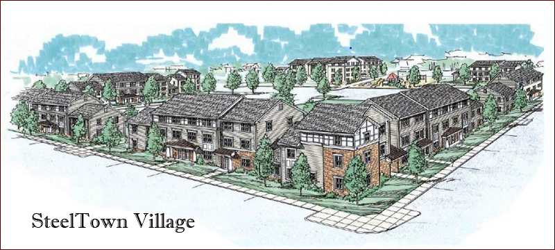 Click Here to visit the SteelTown Village website
